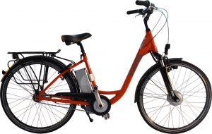 E-Bike Suntour