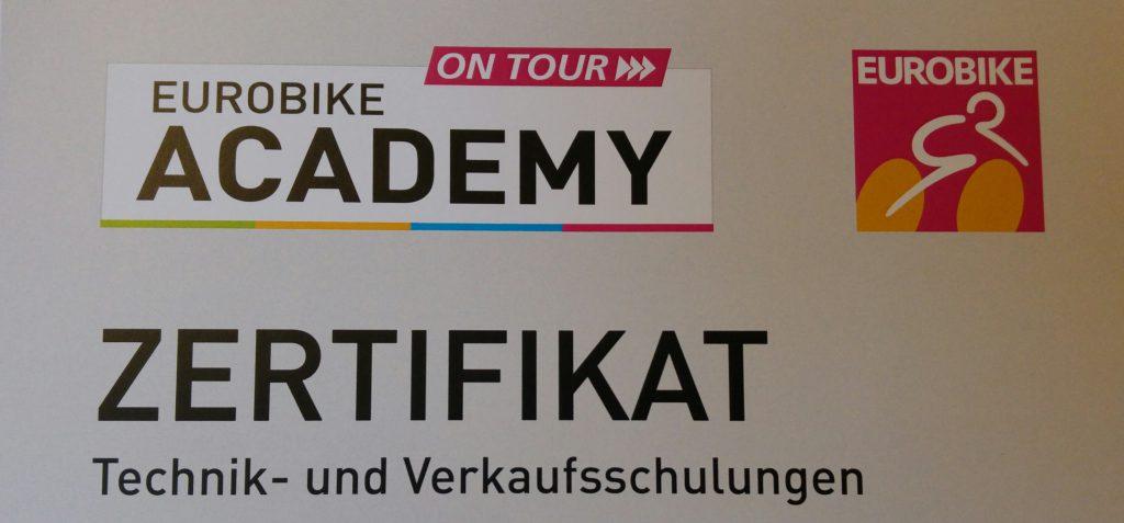 Eurobike Academy Hannover