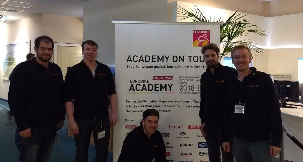 Eurobike Academy Hamburg